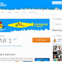 Start Up Weekend 2013 – Cartagena